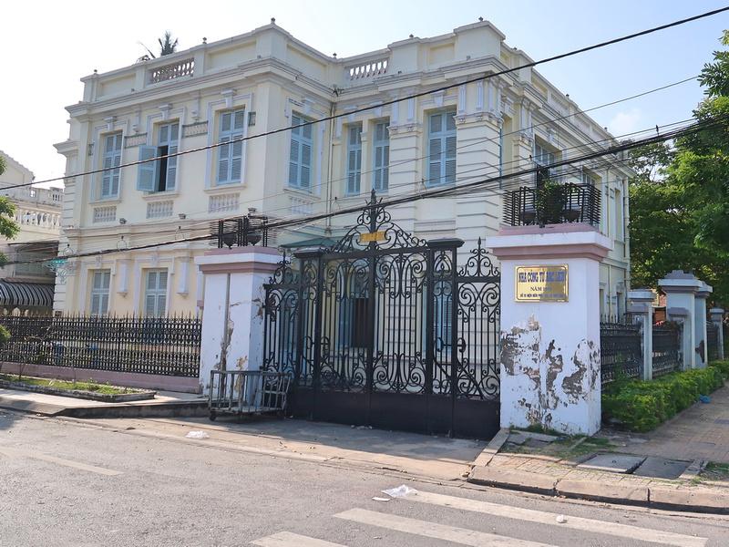 Bac Lieu Mandarins Son Museum