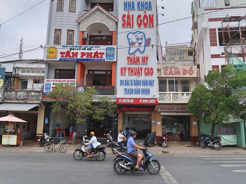 Nha Khoa Sai Gon
