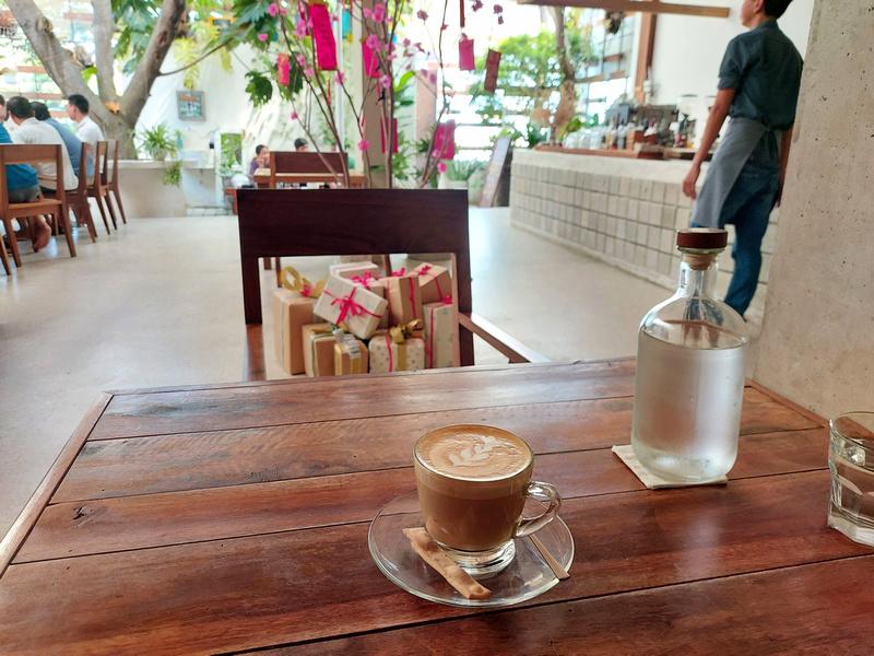 Infiniti coffee