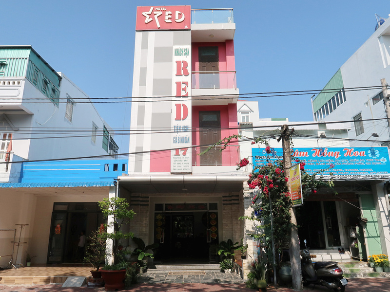 Hotel Review: Red Hotel, Con Dao - Vietnam