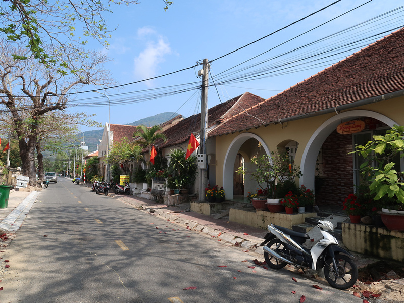 Historic Le Duan Street