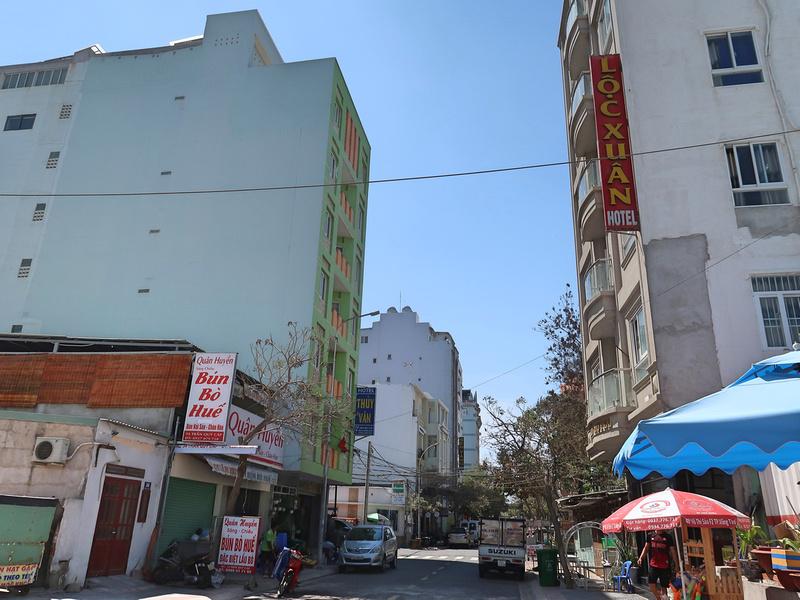 Tran Quy Cap Street