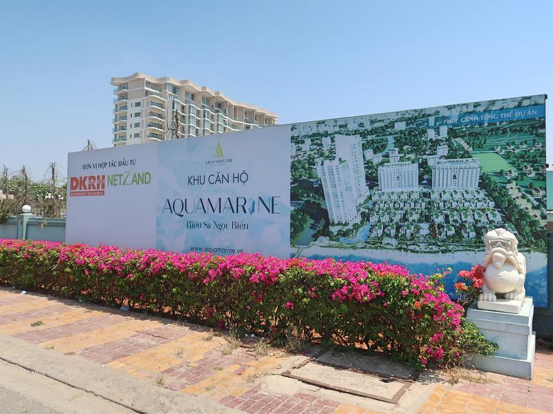 Aquamarine site