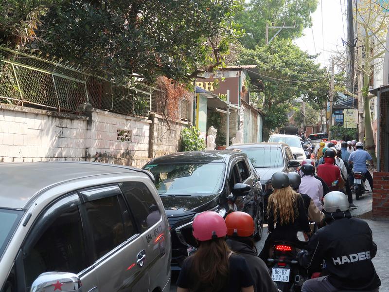 Hai Dang Traffic Jam