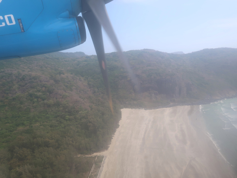 Con Dao Airport Beach