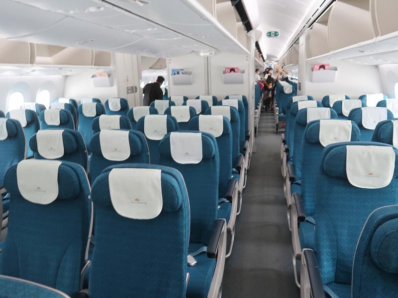 Dreamliner seats