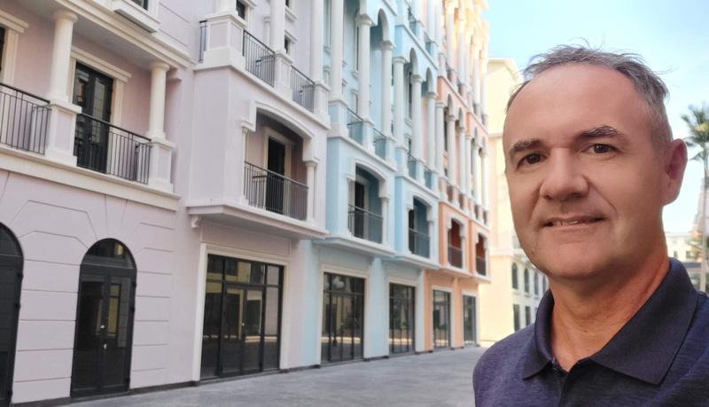 James at Marina Square