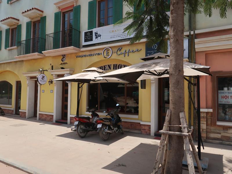 Trung Nguyen e-coffee