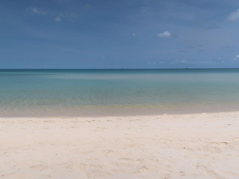 Khem Beach blue