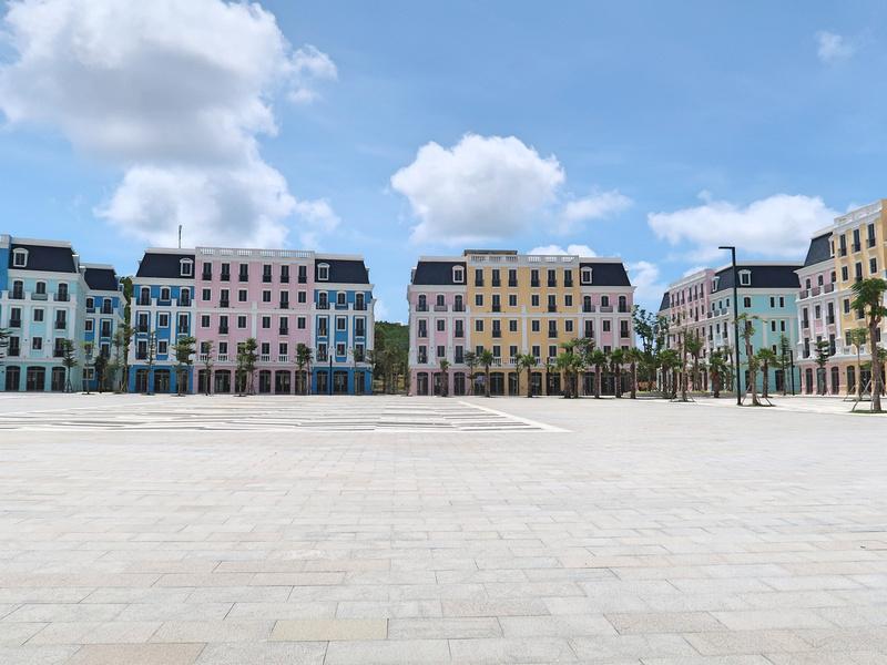 Melodia square