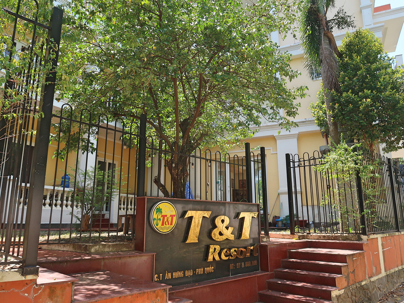 Hotel Review: T and T Hotel, Phu Quoc - Vietnam
