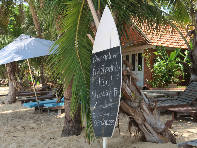 Phu Quoc Kim bungalows for rent
