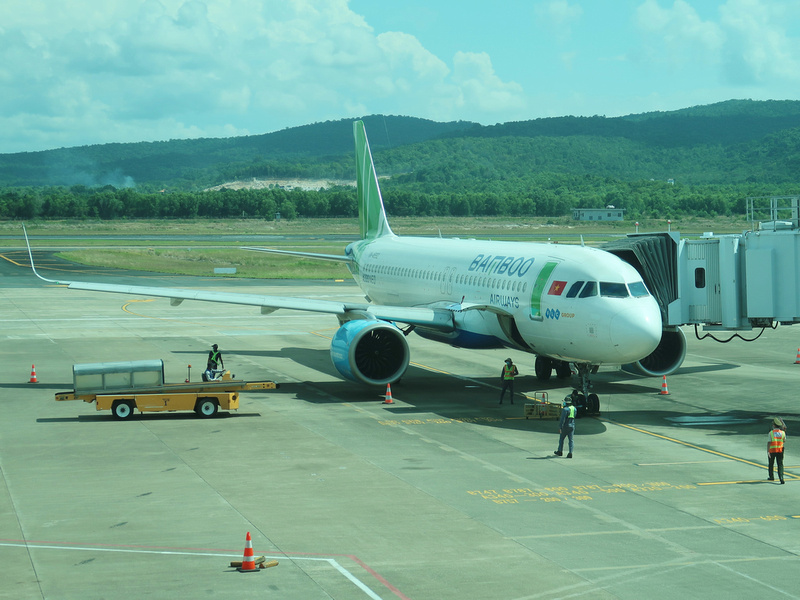 Flight Review: Bamboo Airways - Phu Quoc to Ho Chi Minh City