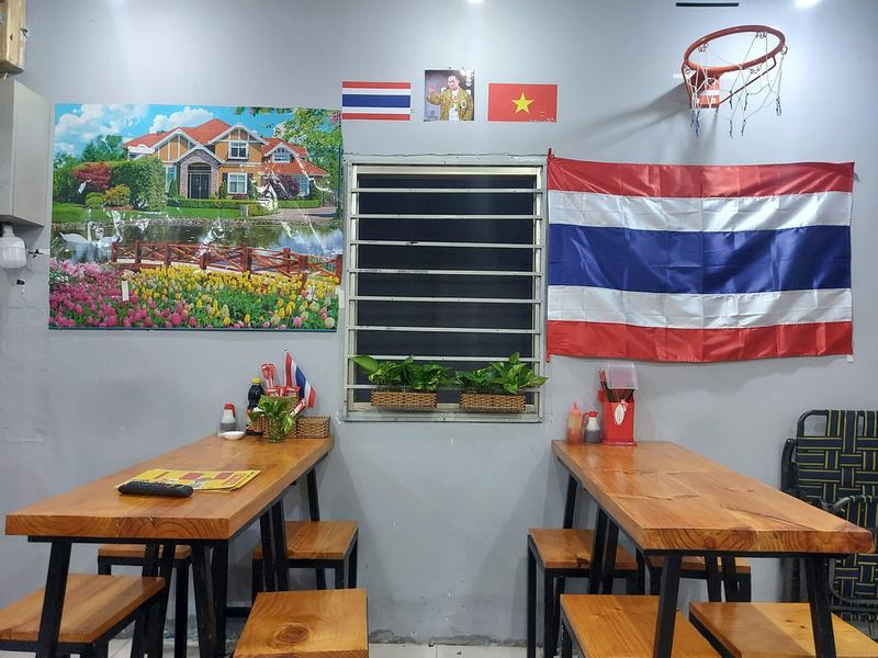 Inside Thai Le Ky
