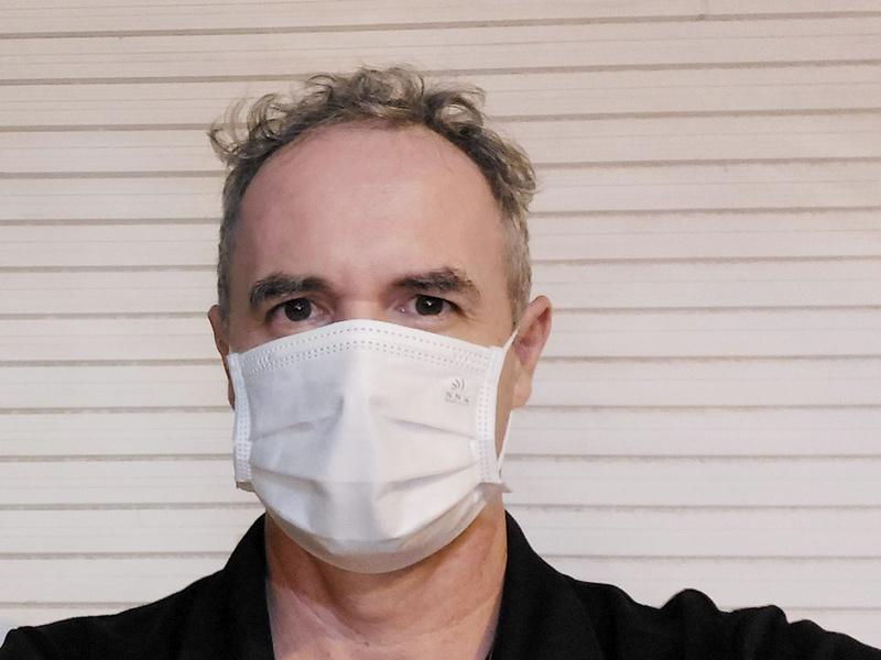 Masked James