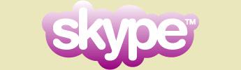 Skype logo from 2003