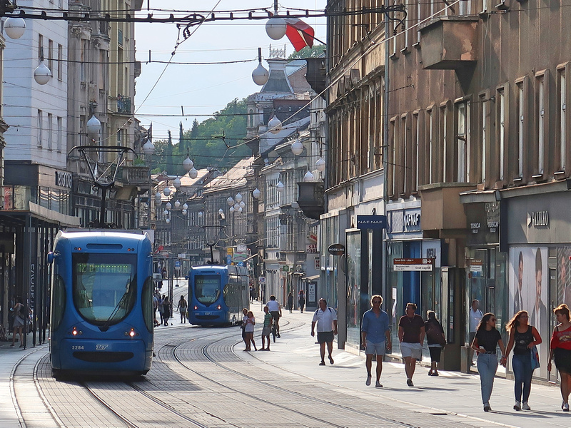 Notes on Zagreb - Croatia's cool capital