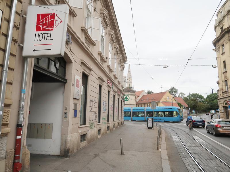 Hotel Review: Art Like Rooms, Zagreb - Croatia