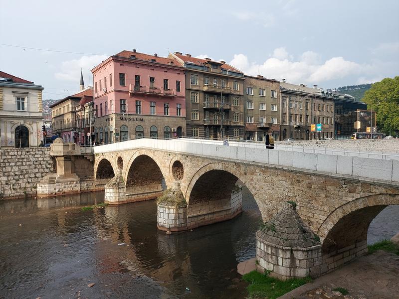 Where I'm At: October 2021 – Sarajevo