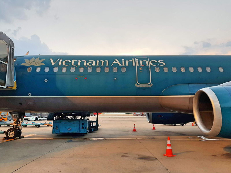 Flight Review: Vietnam Airlines – Ho Chi Minh City to Cam Ranh (Nha Trang)