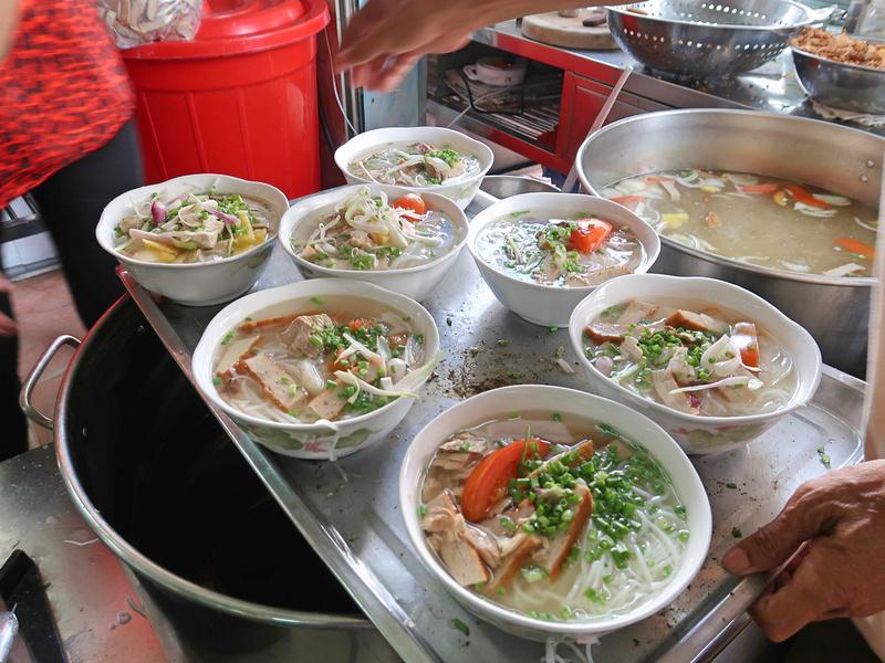 Soup tray