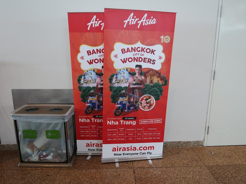 AirAsia Bangkok to Nha Trang flights