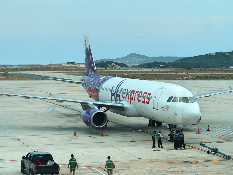 Flight Review: HK Express – Nha Trang to Hong Kong