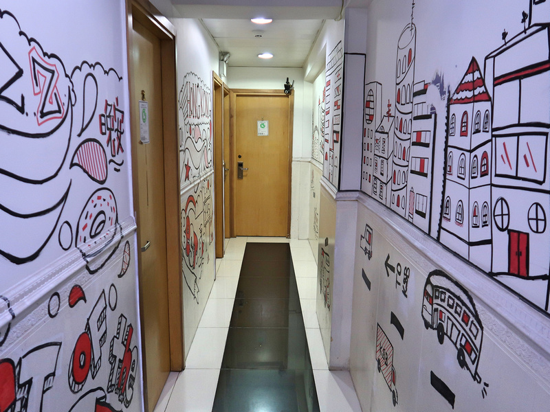 Daxiong Hotel rooms