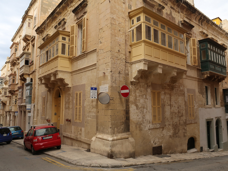 Airbnb in Valletta