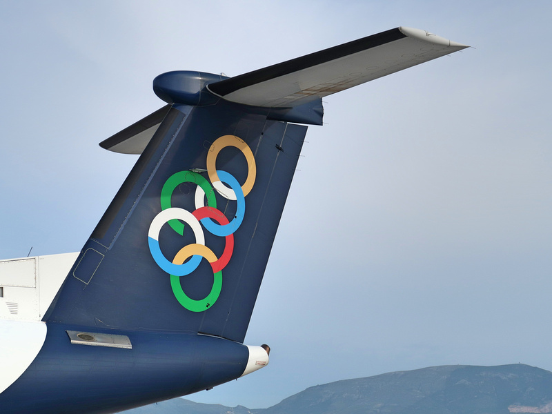 Olympic Air tail