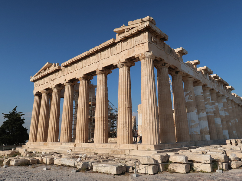 The Acropolis and the saga of the Parthenon Marbles
