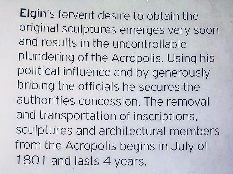 Elgin's fervent desire