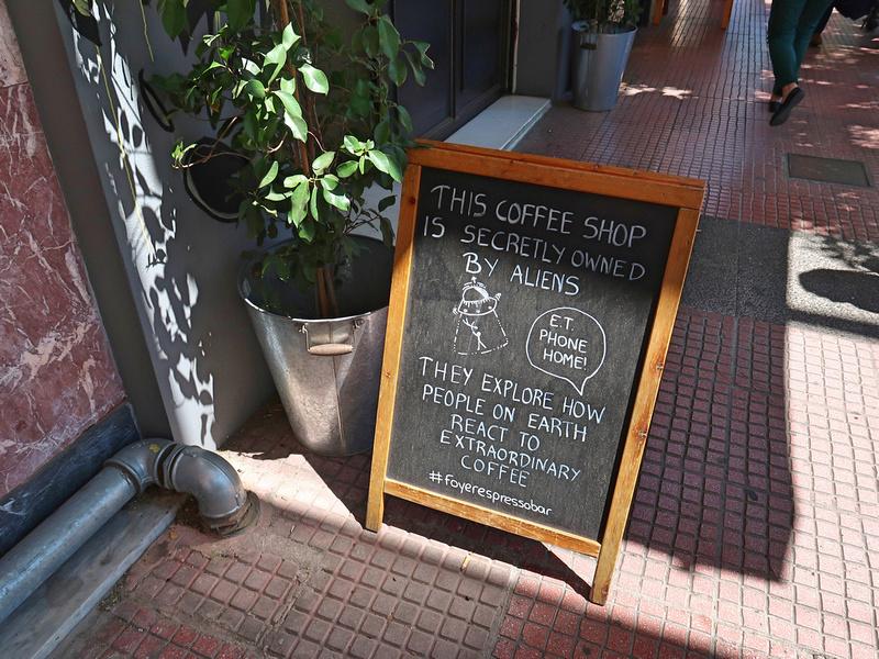Foyerespressobar