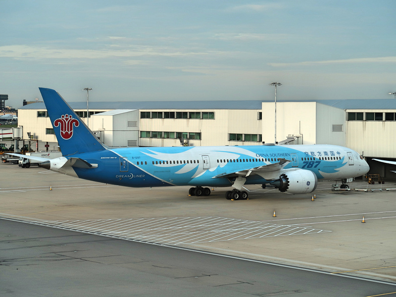 Flight Review: China Southern Airlines - London to Guangzhou