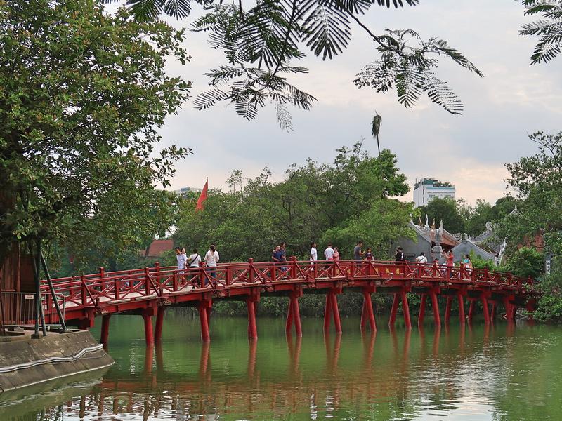 Where I'm At: July, 2019 – Hanoi edition
