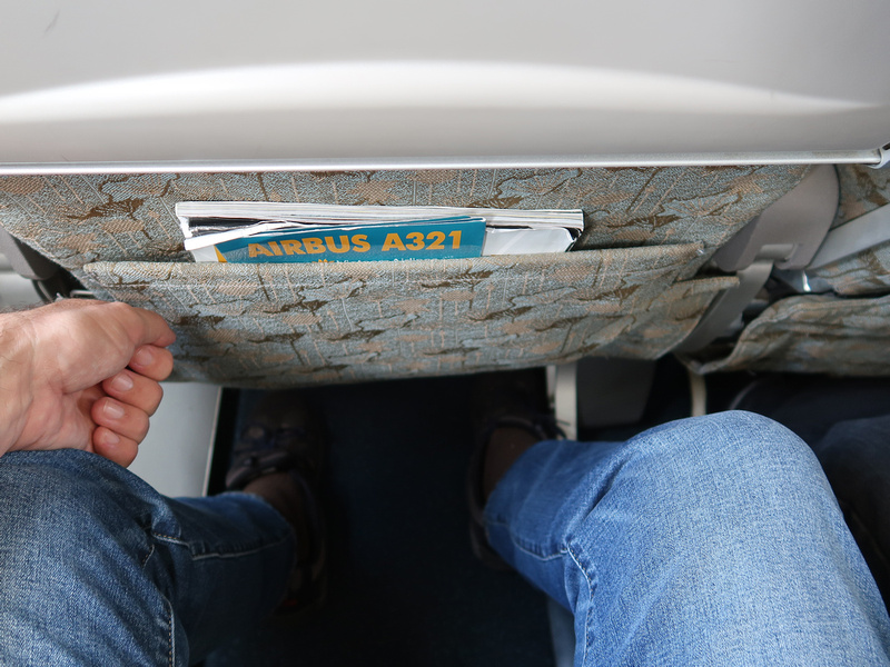 Fistful of legroom
