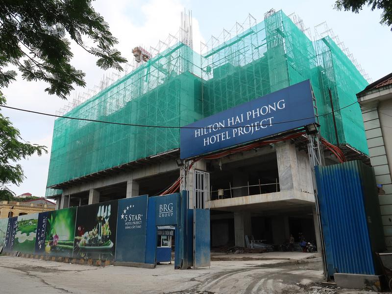 Hilton project