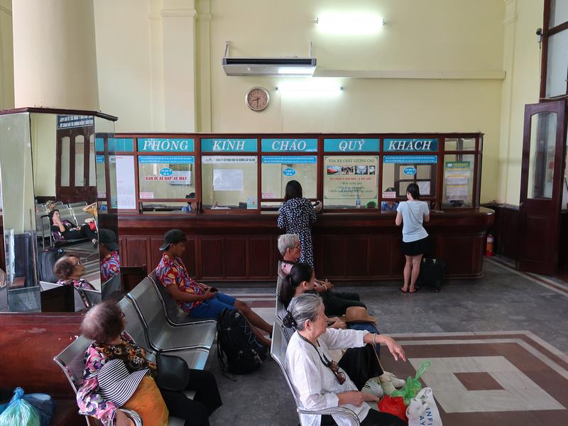 Haiphong ticket office
