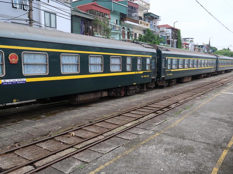 Nanning-Hanoi train