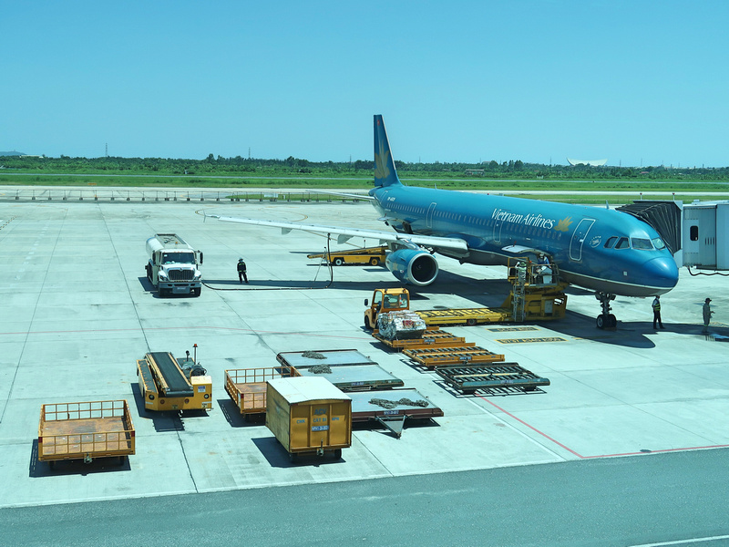 Flight Review: Vietnam Airlines – Ho Chi Minh City to Haiphong