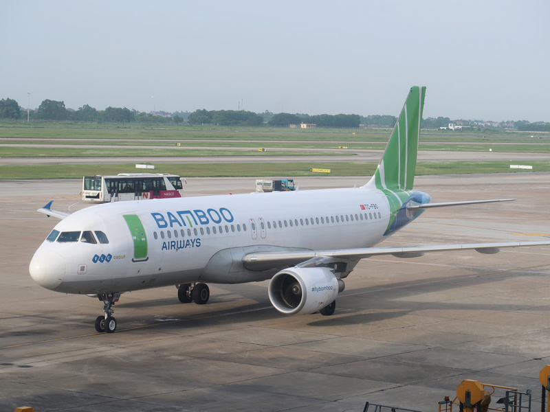 Flight Review: Bamboo Airways - Hanoi to Ho Chi Minh City