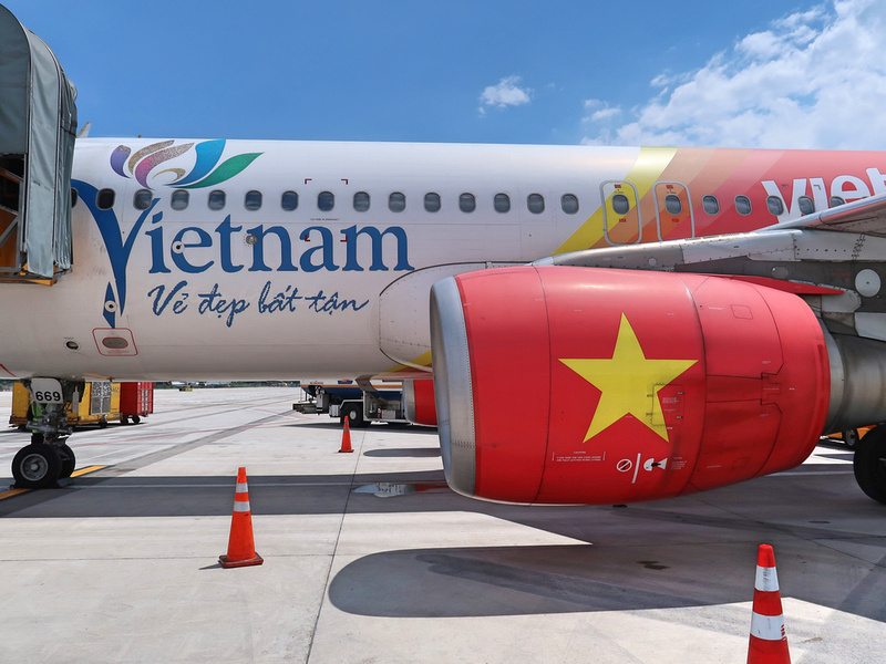 Flight Review: VietJet Air – Ho Chi Minh City to Taipei