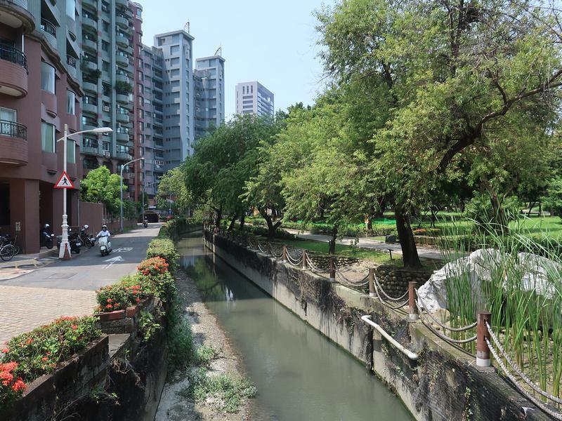 Botanical Garden canal