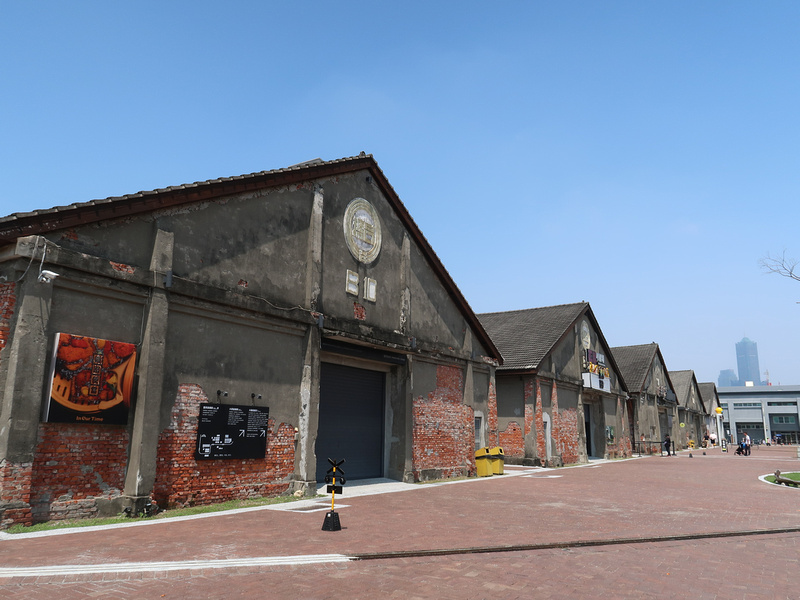 Penglai area of the Pier 2 Art Center