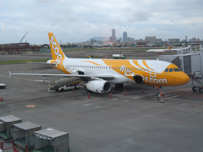 Flight Review: Scoot – Kaohsiung to Osaka Kansai