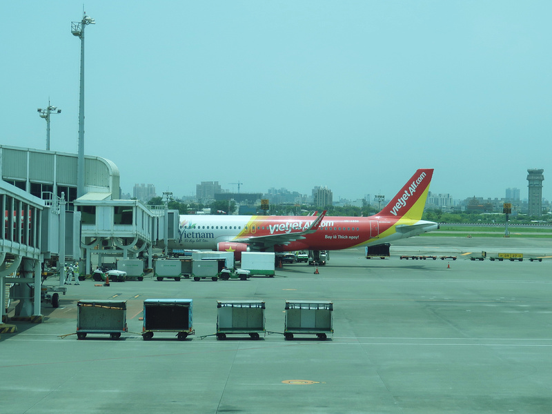 Flight Review: Vietjet Air - Ho Chi Minh CIty to Kaohsiung
