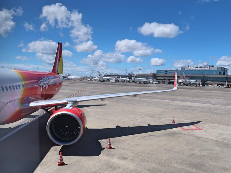 Flight Review: Vietjet Air - Tokyo Narita to Ho Chi Minh City