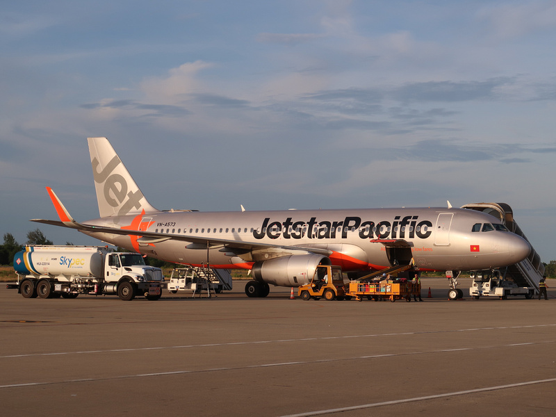 Flight Review: Jetstar Pacific – Ho Chi Minh City to Hue