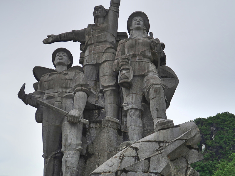 Workers monument