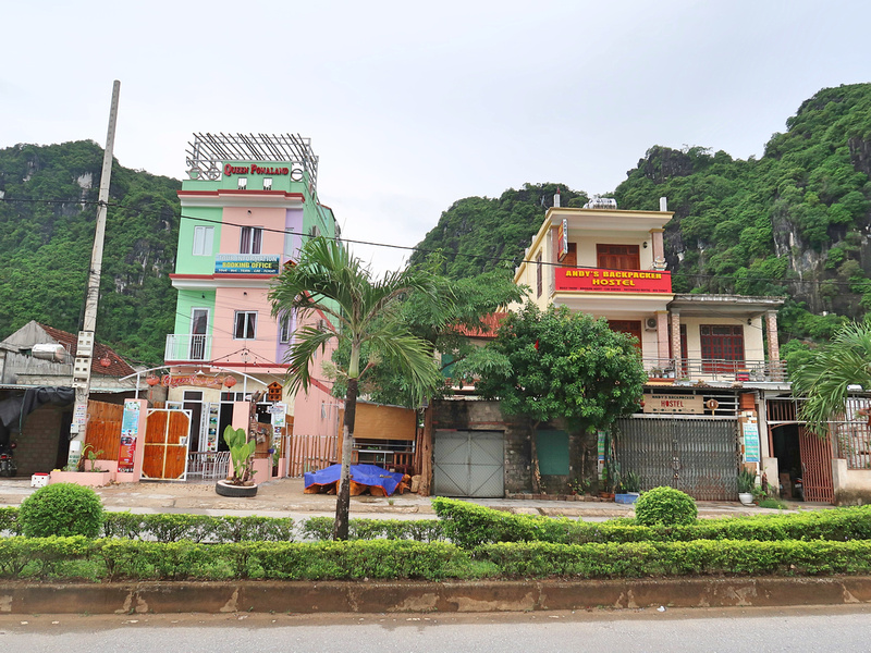 Backpacker Hostels in Phong Nha
